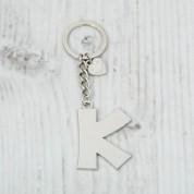 Alphabet keyring - K