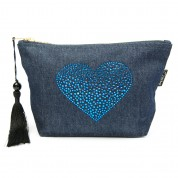 LTLBAG-Denim RS Blue Heart