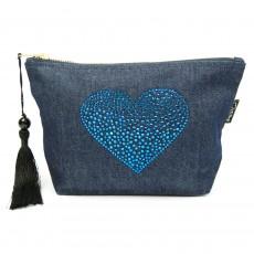 LTLBAG-Denim RS Blue Heart