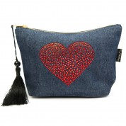 LTLBAG-Denim RS Red Heart