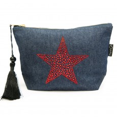 LTLBAG-Denim RS Red Star