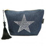 LTLBAG-Denim RS Clear Star