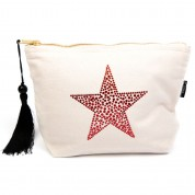 LTLBAG-Cream RS Red Star