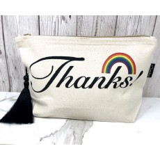 Rainbow Thanks Bag