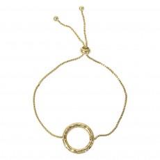 HB- Pull Bracelet HAMBR Yellow Gold