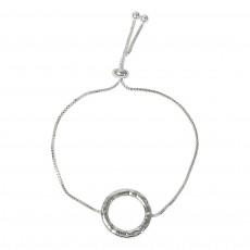 HB- Pull Bracelet HAMBR Sil