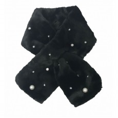 Fur Snood - Black