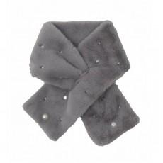 Fur Snood - Grey