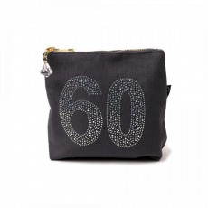 LTLBAG-Crystal Zip-Grey-60th