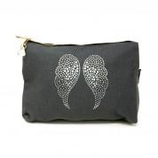 LTLBAG-Crystal Zip-Grey-Wings-Large
