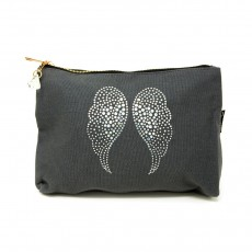 LTLBAG-Crystal Zip-Grey-Wings-Large