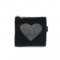 Velvet Bag-Heart