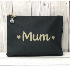 Bespoke Script Bag - Mum Gold Font