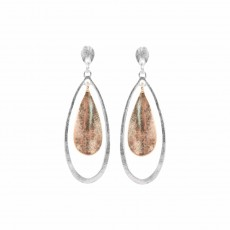 Teardrop Earrings RG
