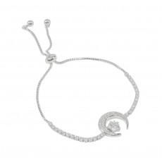 BG-Moon and Stars Pull Bracelet