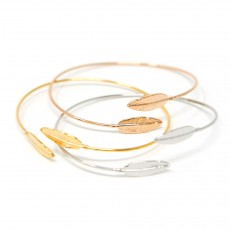 BG-Feather Bangle