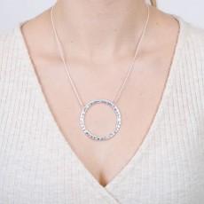 HN-Medium Ring Necklace