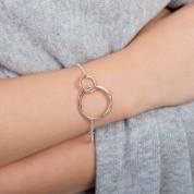 Duo Circle Bracelet