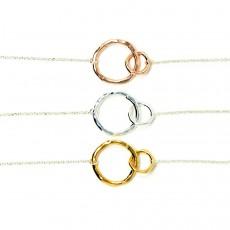 HB-Duo Circle Bracelet
