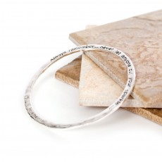 HB-Dull Sparkle Bangle