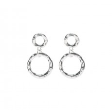 Double Circle-Silver