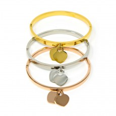 TS-Love Heart Bangle