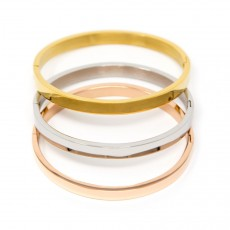 TS-6mm Plain bangle