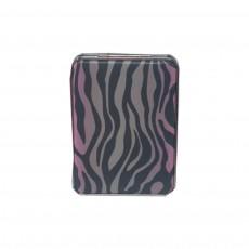 Zebra Compact Pink