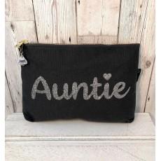 Bespoke Script Bag - Auntie
