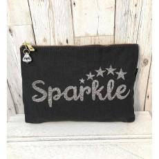 Bespoke Script Bag - Sparkle