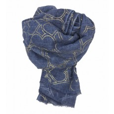 SC-Denim Blue Hearts YG Print