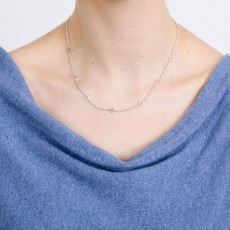 Multiple Clover necklace