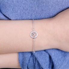 Cut out multiple stars bracelet